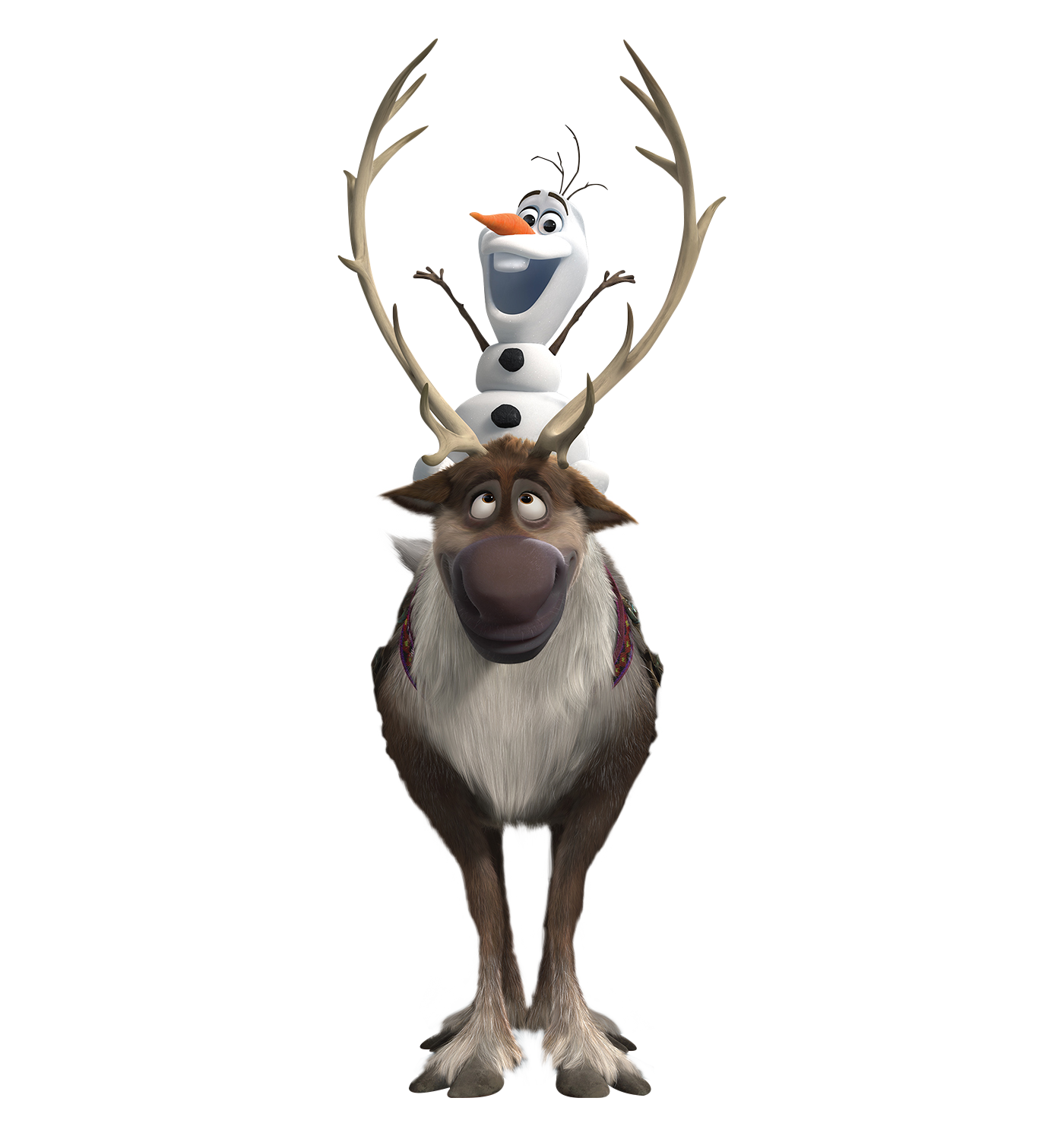 disney frozen sven drawing - photo #33