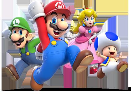 Super Mario on Mario Bros Imagens Para Colorir