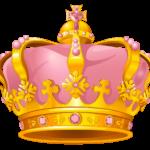 Coroa Rosa Dourada 01