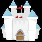 Branca de Neve Cute Castelo 01