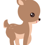 branca-de-neve-cute-veado-animal-01