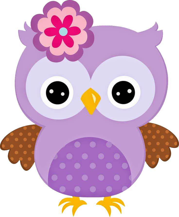 corujinha lilas 05 imagens png Colorful Owl Painting colorful owl clipart free