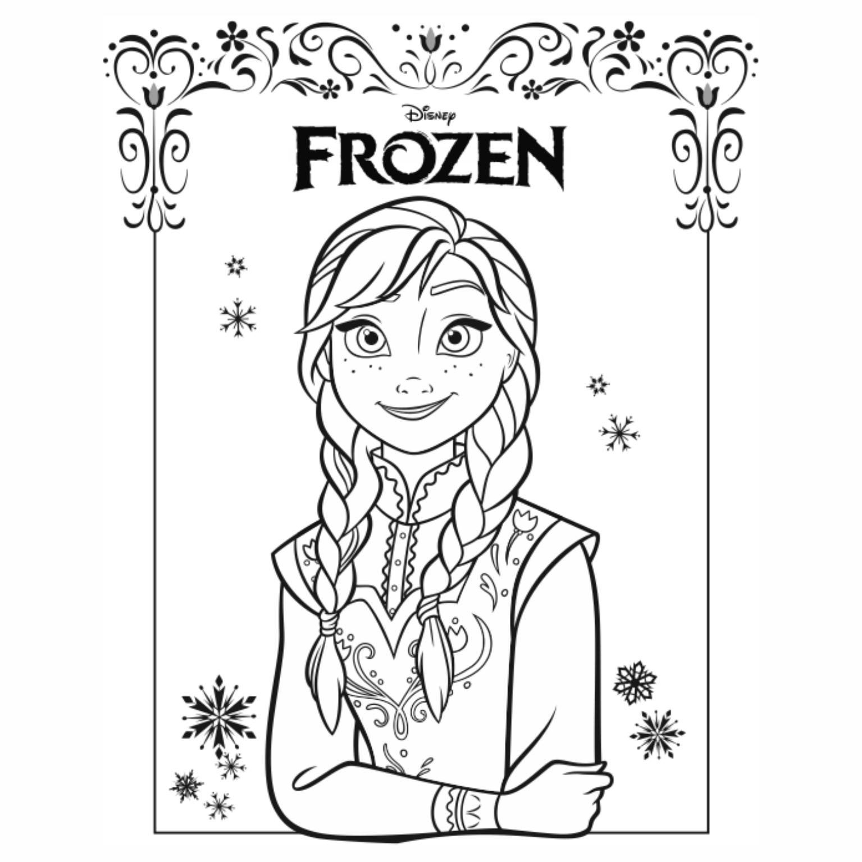 Kleurplaat Verjaardag Prinses Frozen Colorir 42 Imagens Png