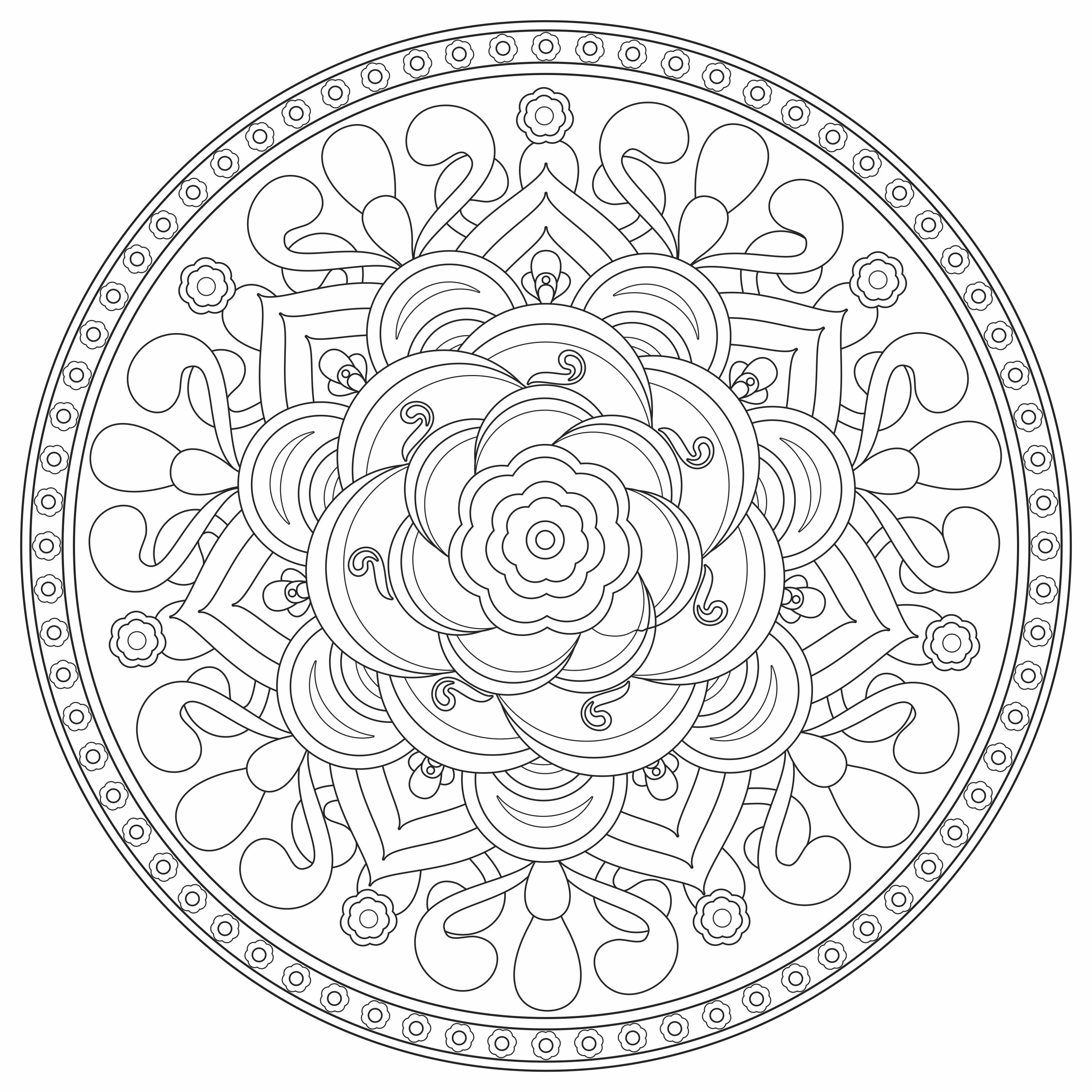 Mandala 02 Imagens Png