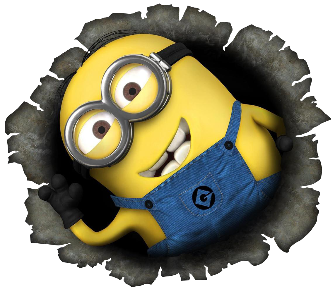 Minions 12 Imagens Png