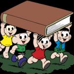 Turma da Mônica Livro Bíblia 01