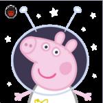 Peppa Pig Astronauta 01