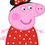 Peppa Pig Minnie 01
