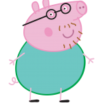 Peppa Pig - Papai Pig 02
