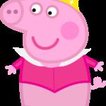 Peppa Pig Princesa 01