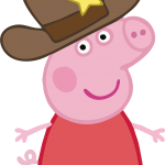 Peppa Pig Sherife 01