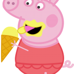 Peppa Pig Sorvete 01