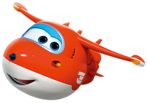 Super Wings - Jett 07