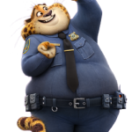 Zootopia - Clawhauser 01