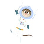 O Show da Luna - Claudio Astronauta 01