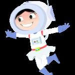 O Show da Luna - Luna Astronauta 01