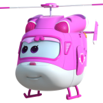Super Wings - Dizzi 01