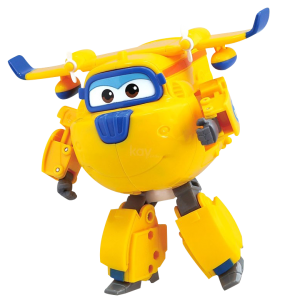 Super Wings - Donnie 01