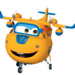 Super Wings - Donnie 03