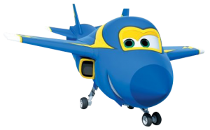 Super Wings - Jerome 01