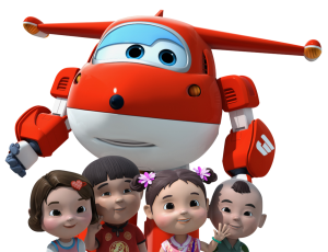 Super Wings - Jett 08