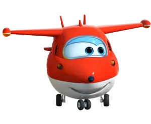 Super Wings - Jett 09