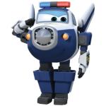 Super Wings - Paul  01