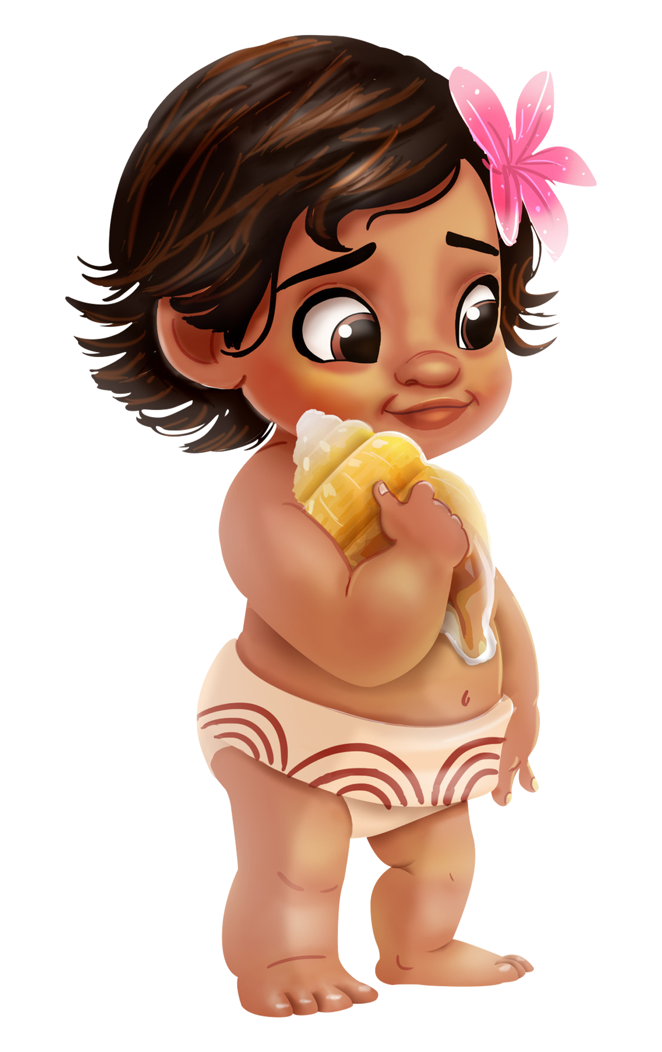Moana Png on Beach Printables Pack