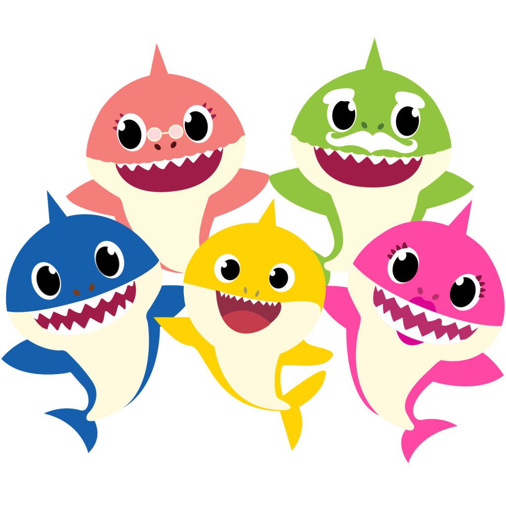 Baby Shark Png Imagens Png