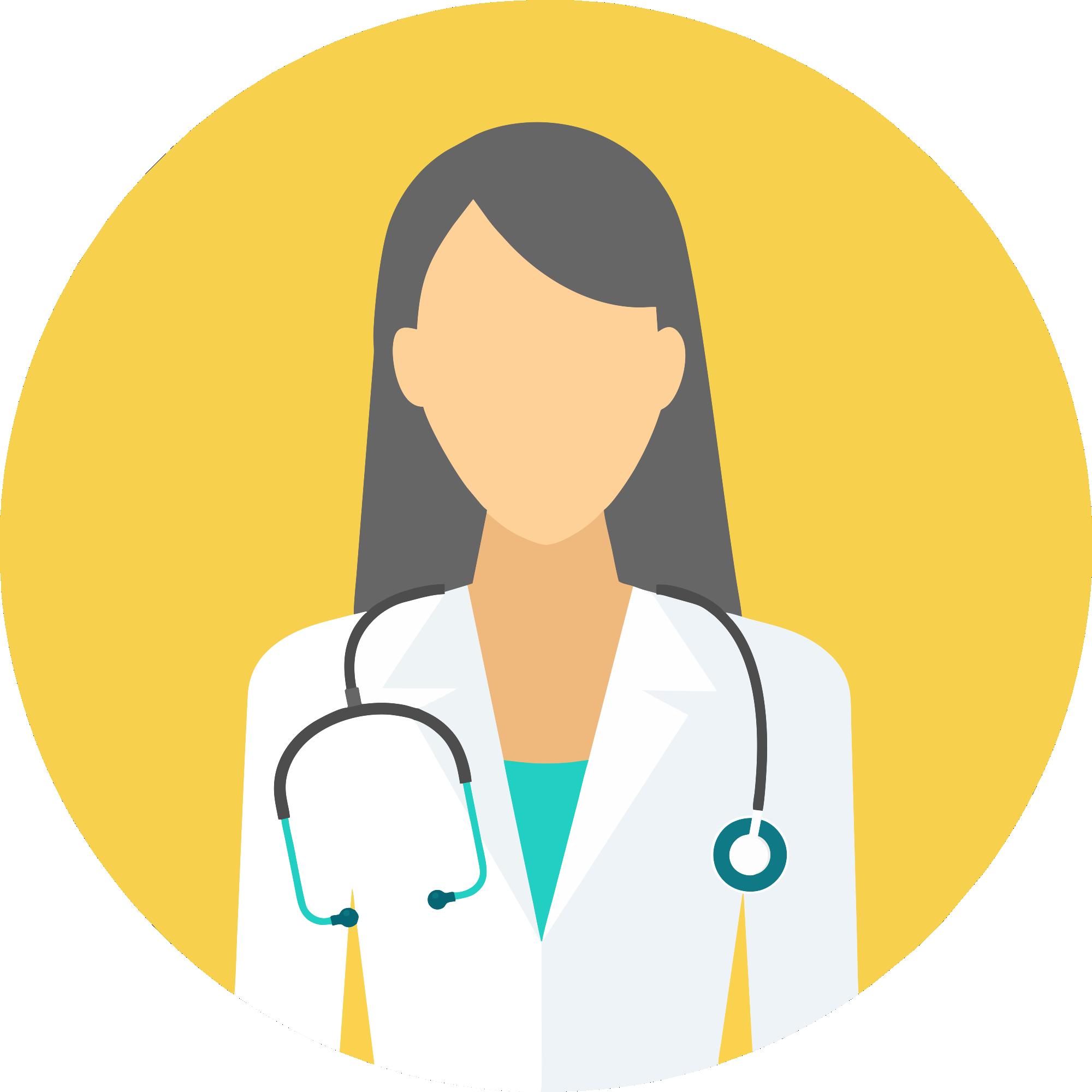 Coronavirus - Profissional da Saúde PNG 07