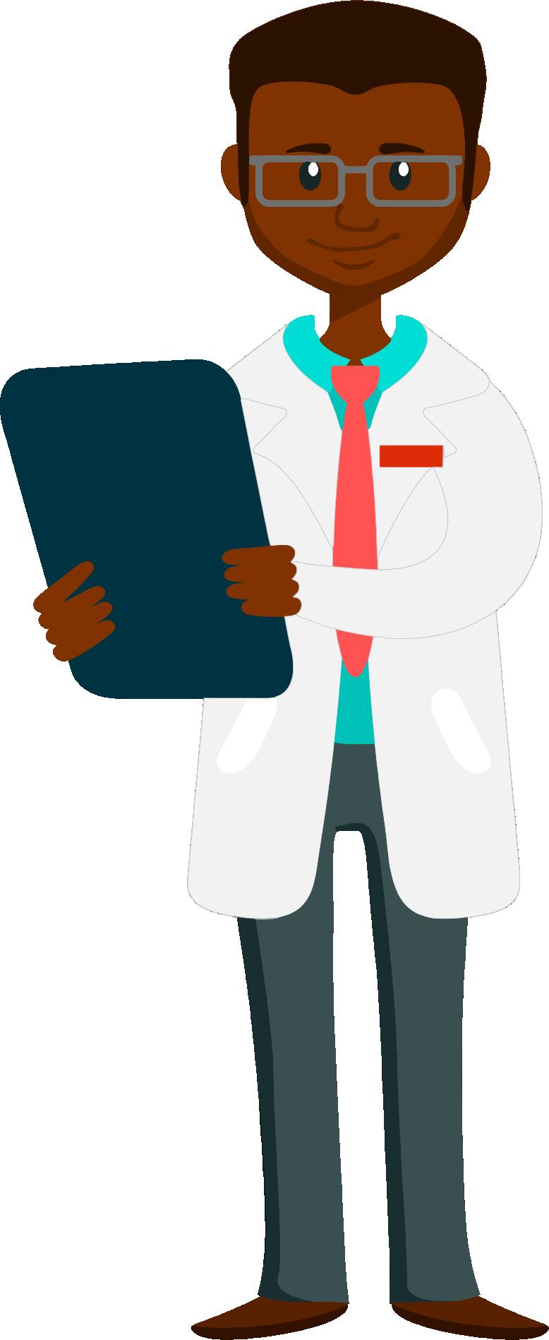 Coronavirus - Profissional da Saúde PNG 18