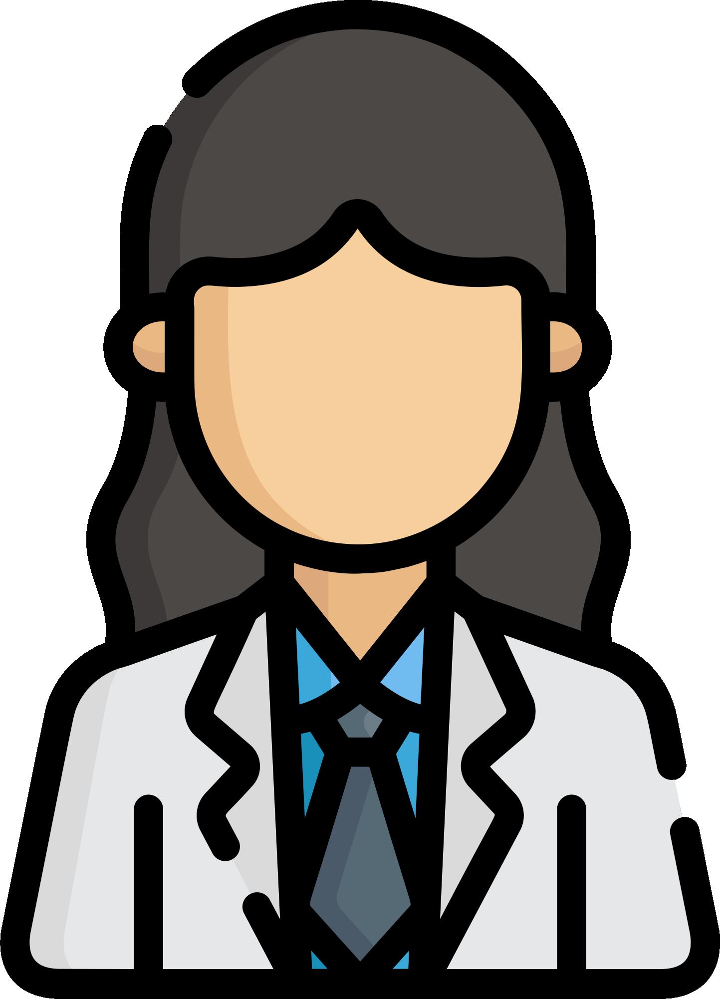 Coronavirus - Profissional da Saúde PNG 37