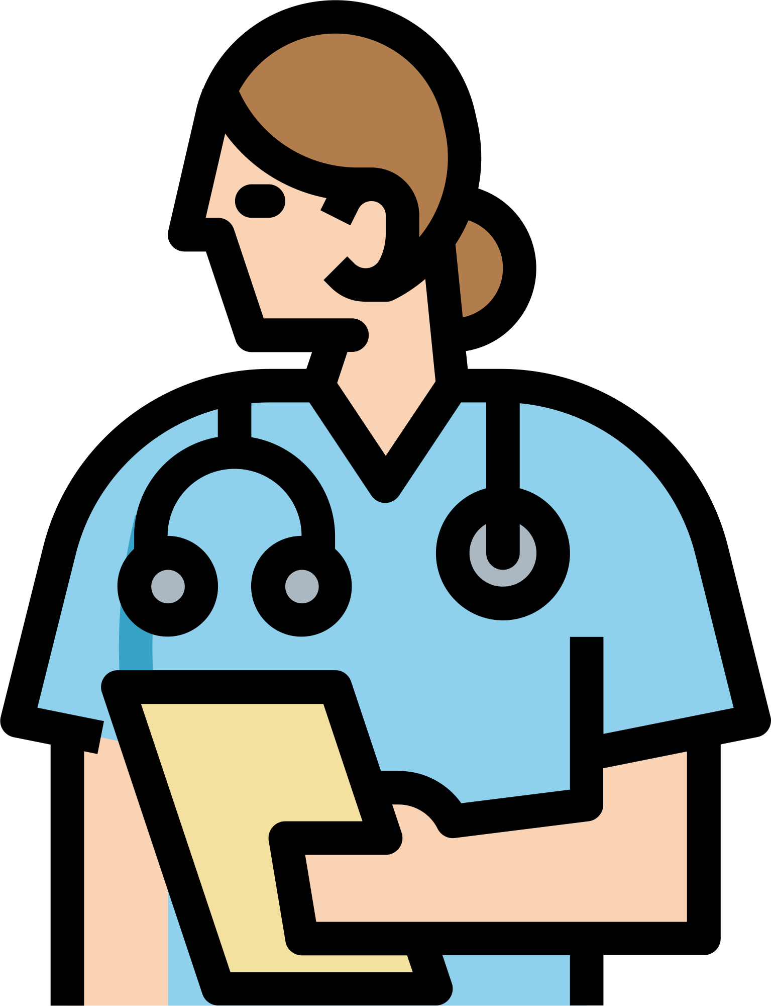 Coronavirus - Profissional da Saúde PNG 40