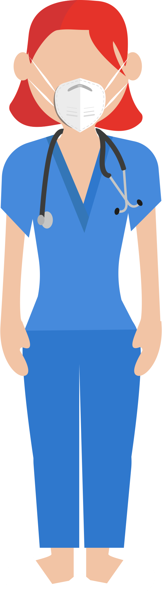 Coronavirus - Profissional da Saúde PNG 88